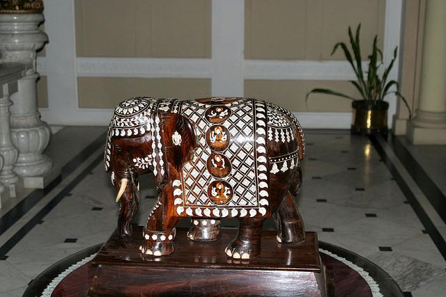 Authentic local art of Mysore