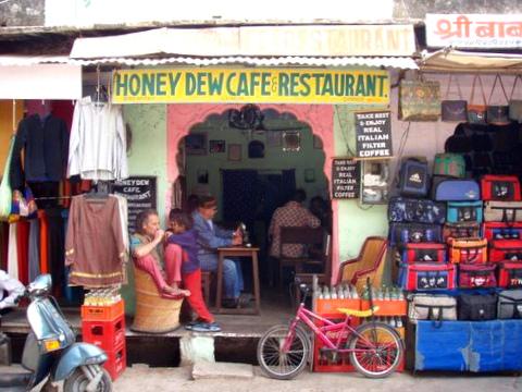 Honey dew cafe